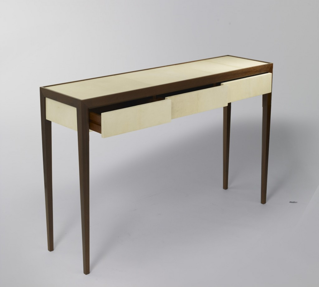 Marvelous photograph of Console Table With Drawers with #5C4730 color and 1024x921 pixels