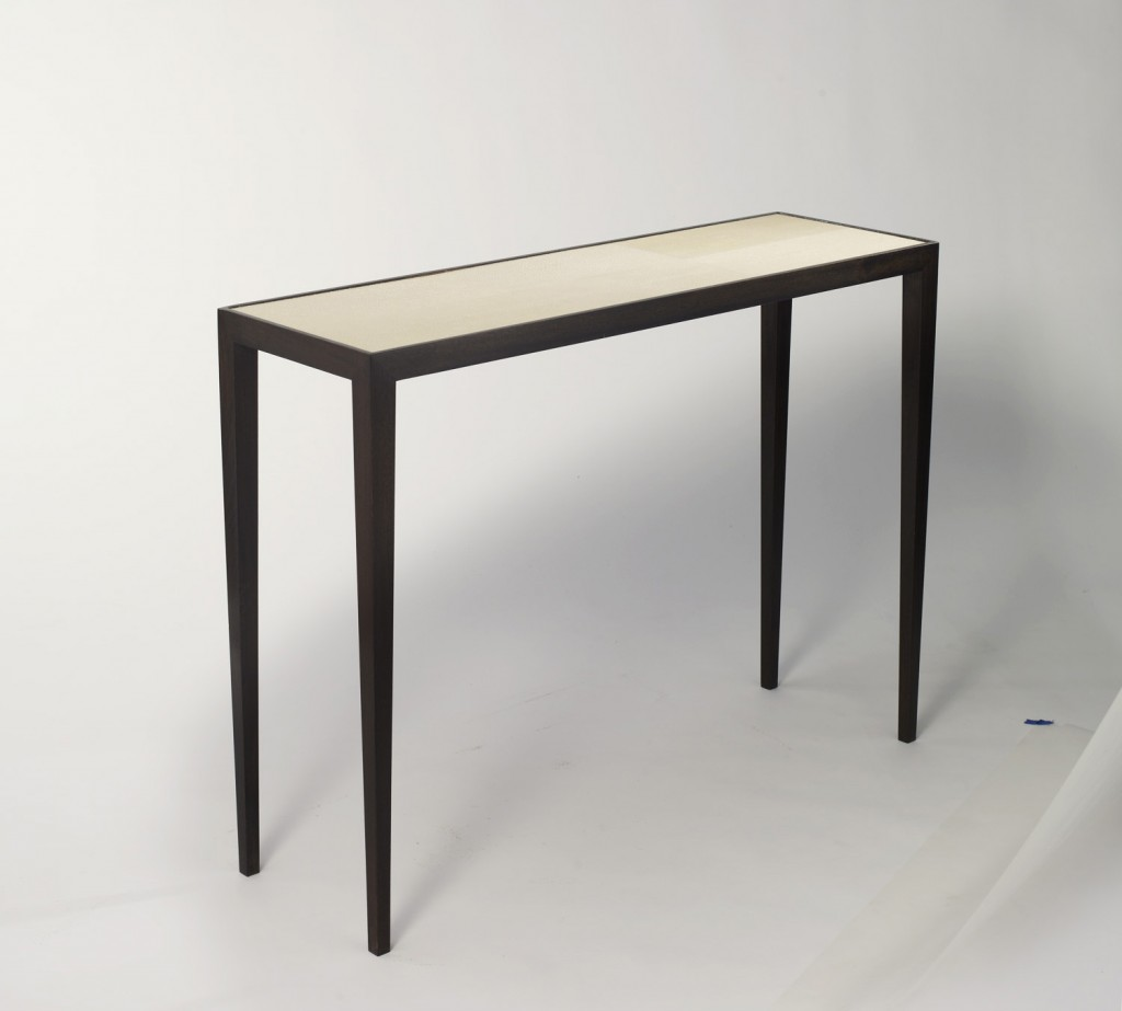 Console table for Table console